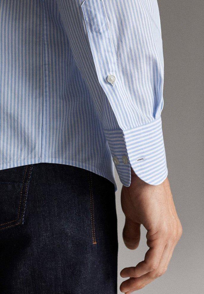 Massimo Dutti Skjorter - Light Blue