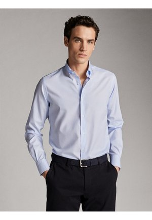 SLIM-FIT - Camicia elegante - light blue