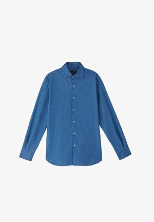 JEANSHEMD AUS BAUMWOLLE IM SLIM-FIT 00164164 - Camicia - blue