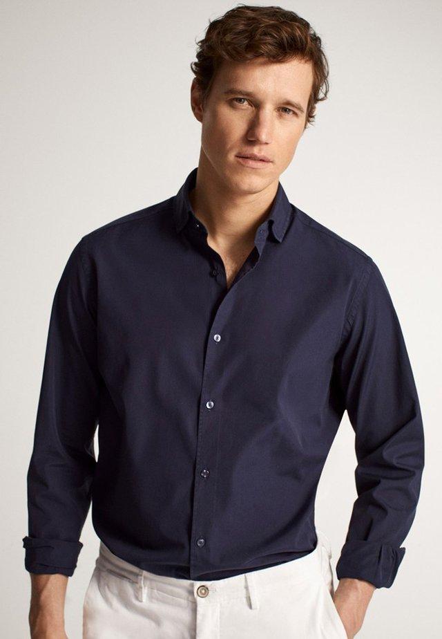Camicia - blue/black denim
