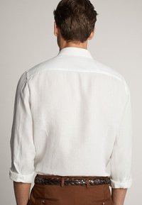 Massimo Dutti - SLIM-FIT - Koszula - white - 2