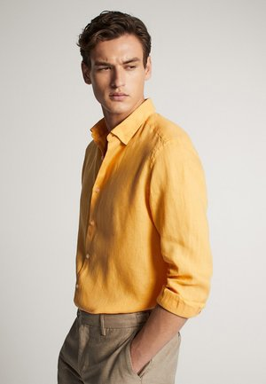 SLIM-FIT - Shirt - yellow