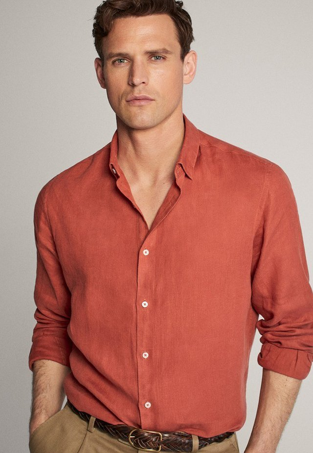 SLIM-FIT - Shirt - red