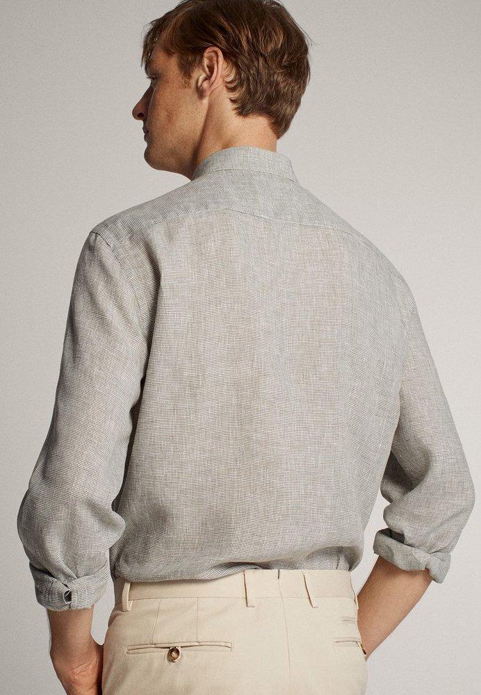 Massimo Dutti Skjorter - Light Grey