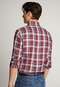 Massimo Dutti - Shirt - red - 2