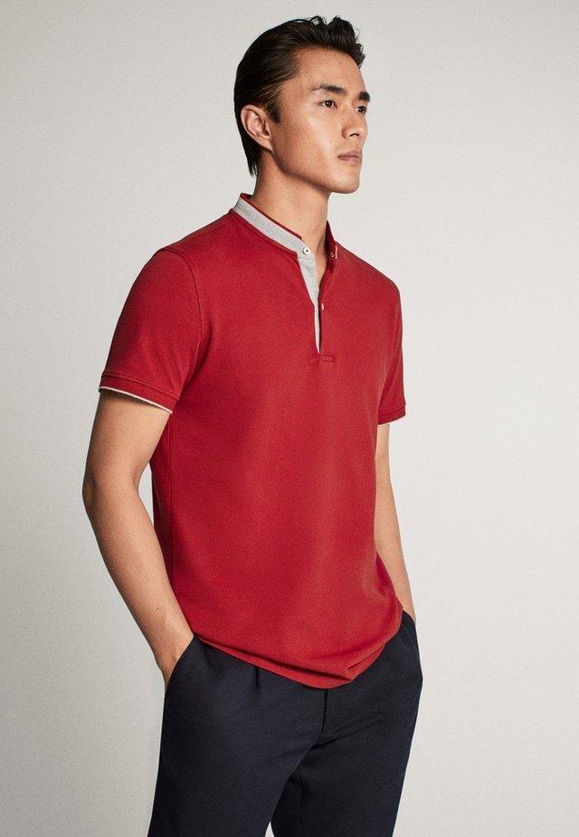 MIT MAOKRAGEN - T-shirt con stampa - red