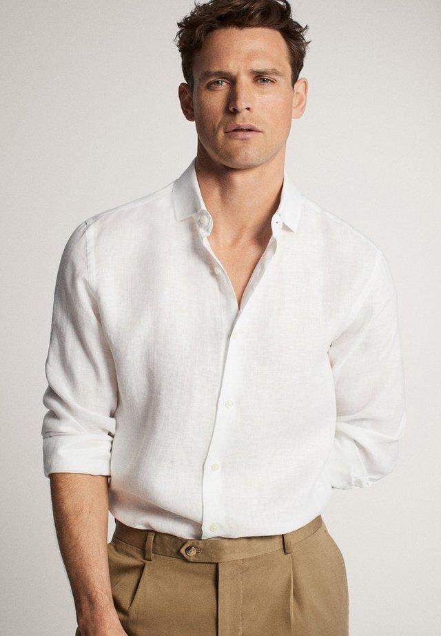 IM SLIM-FIT  - Koszula biznesowa - white