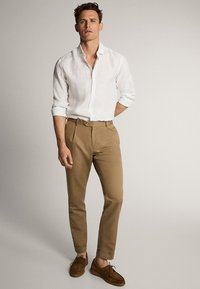 Massimo Dutti - IM SLIM-FIT  - Shirt - white - 1