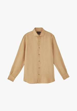 IM SLIM-FIT  - Camicia elegante - brown