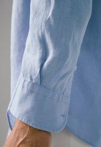 Massimo Dutti - SLIM-FIT - Shirt - blue - 5