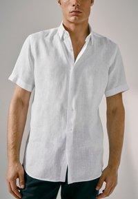 Massimo Dutti - Camicia - white - 3