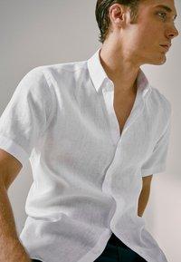 Massimo Dutti - Camicia - white - 4