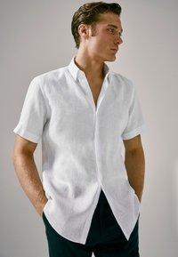 Massimo Dutti - Camicia - white - 0