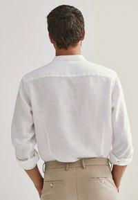 Massimo Dutti - Shirt - white - 1