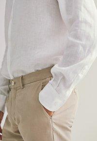 Massimo Dutti - Skjorta - white - 4
