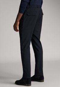 Massimo Dutti - Spodnie materiałowe - dark blue - 2