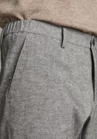 Massimo Dutti - OXFORD - Chino - dark grey - 3