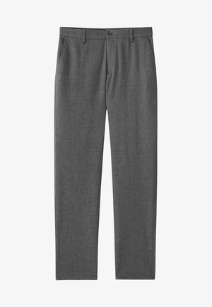 Chinos - dark grey