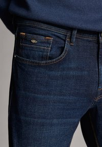 Massimo Dutti - STONE - Slim fit jeans - blue - 4