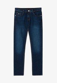 Massimo Dutti - STONE - Slim fit jeans - blue - 6