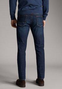 Massimo Dutti - STONE - Slim fit jeans - blue - 2