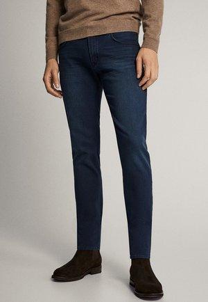 SWEAT-JEANS IM SLIM-FIT 00039139 - Slim fit jeans - blue
