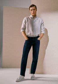 Massimo Dutti - Jeans a sigaretta - blue - 1