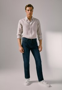 Massimo Dutti - Jeans a sigaretta - blue - 0