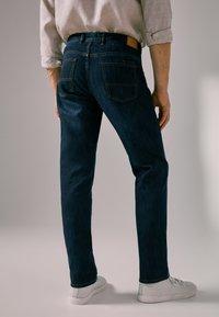 Massimo Dutti - Jeans a sigaretta - blue - 2