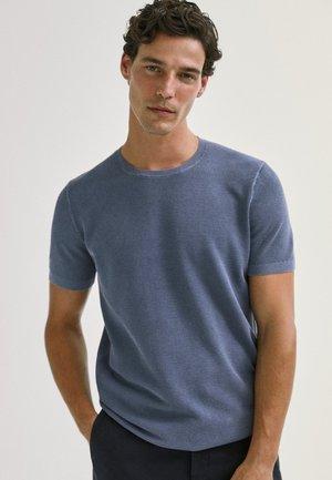 T-shirt basic - blue