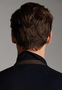 Massimo Dutti - Polo - dark blue - 2