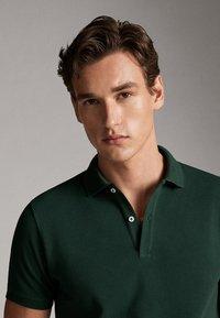 Massimo Dutti - Polo shirt - green - 3