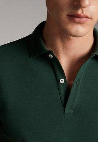 Massimo Dutti - Polo shirt - green - 6