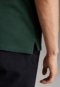 Massimo Dutti - Polo shirt - green - 5
