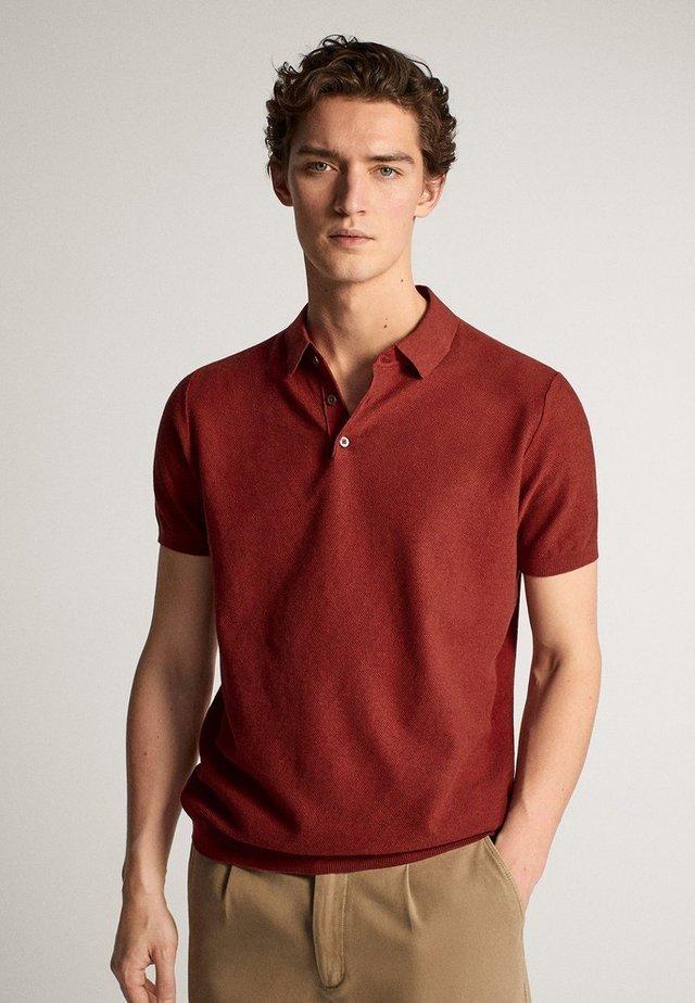 MOULINÉ  - Poloshirt - red