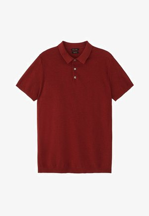 MOULINÉ  - Polo shirt - red