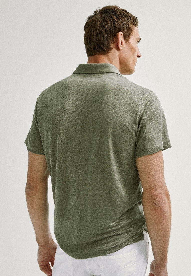 Massimo Dutti Poloshirts - Green