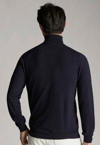 Massimo Dutti - Pullover - dark blue - 1