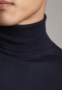 Massimo Dutti - Pullover - dark blue - 2
