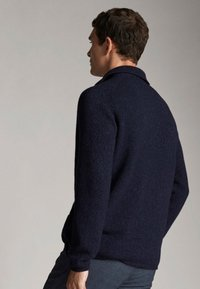 Massimo Dutti - Gilet - dark blue - 2