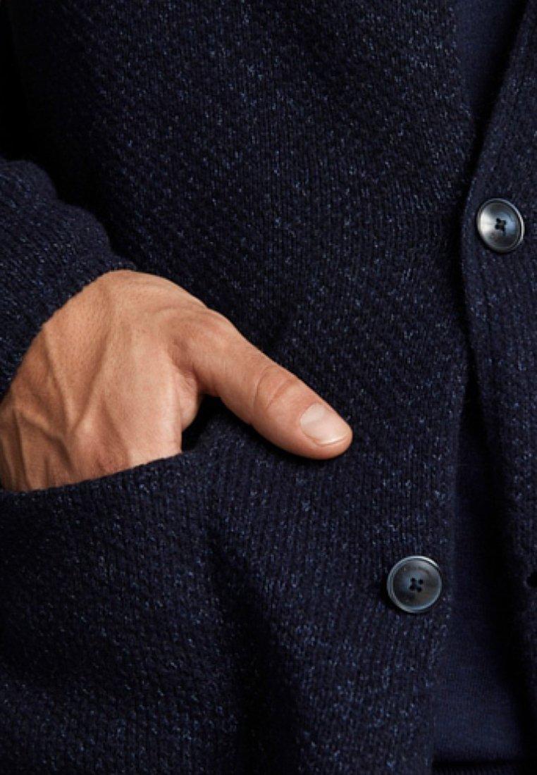 Cardigan Dutti Dutti Dark Blue Blue Massimo Dark Massimo Massimo Cardigan Dutti Cardigan j4AL5R