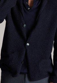 Massimo Dutti - Gilet - dark blue - 5