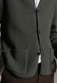 Massimo Dutti - Kofta - khaki - 6