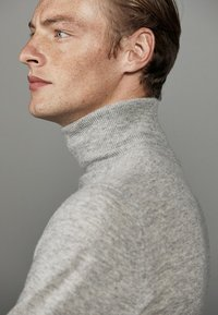 Massimo Dutti - CAMPAIGN COLLECTION - Sweter - grey - 3