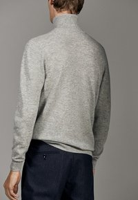 Massimo Dutti - CAMPAIGN COLLECTION - Sweter - grey - 1