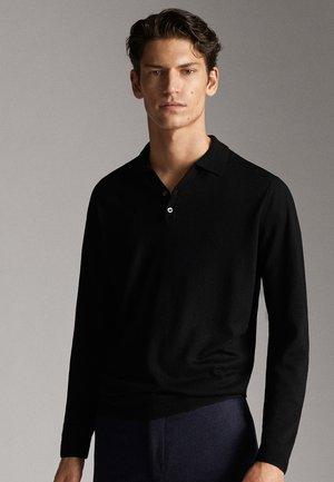 00911444 - Polo shirt - black