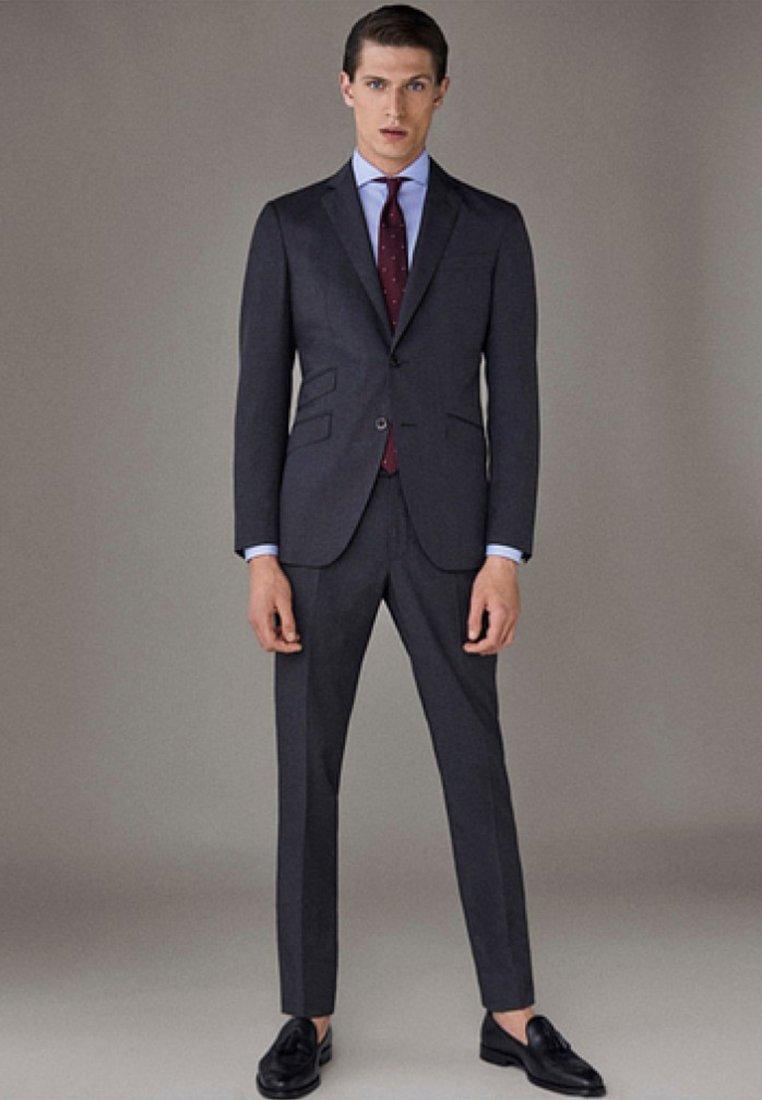 Massimo Dutti - Suit jacket - dark grey
