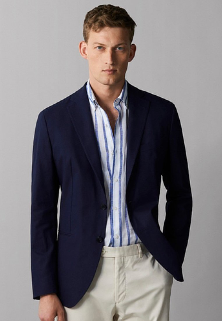 Massimo Dutti - Sakko - dark blue
