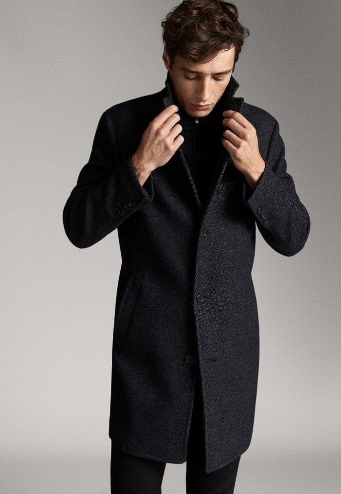 Massimo Dutti - Manteau classique - dark grey