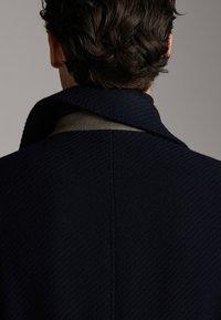 Massimo Dutti - Cappotto corto - blue - 3